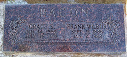 Frank Wilber Bacon