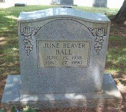 June <i>Beaver</i> Ball