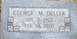 George M Deller