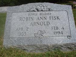 Robin Ann <i>Fisk</i> Arnold