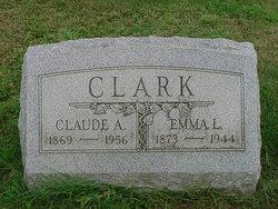 Emma Louise <i>Swanson</i> Clark