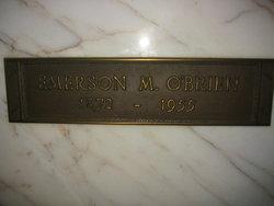 Emerson Milburn O'Brien
