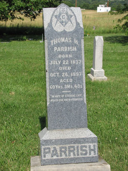Thomas H Parrish