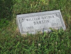 William A Barton, Jr