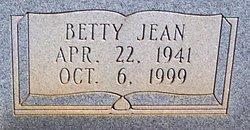 Betty Jean Abee