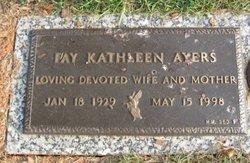 Fay Kathleen <i>Tollison</i> Ayers