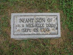 Baby Boy Dixon
