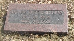 Edythe <i>Hutto</i> Rogers