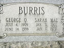 George Olin Burris