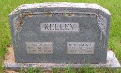 Mary A <i>Cornelius</i> Kelley