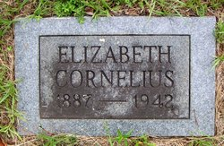 Elizabeth H Lizzie <i>Haberson</i> Cornelius