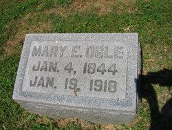 Mary E Ogle
