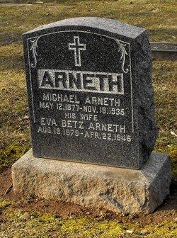 Eva <i>Betz</i> Arneth