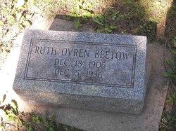 Ruth <i>Ovren</i> Beetow