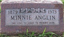 Minnie <i>Roberts</i> Anglin