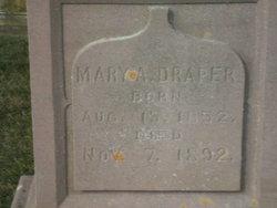 Mary A. Draper