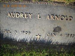 Audrey L <i>Lawton</i> Arnold