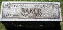 Benjamin Franklin Baker