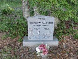 George Washington Randolph