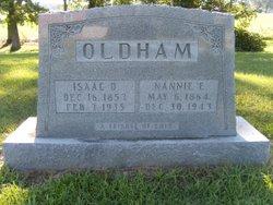Isaac D. Oldham