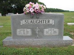 Zadok Slaughter