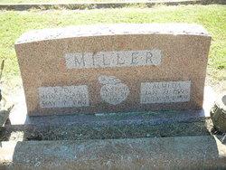 Almeda <i>Thedford</i> Miller