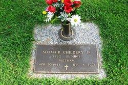 Sloan Kendall Childers, Jr
