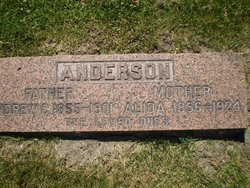 Alida Eliza <i>Larson</i> Anderson