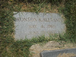 Bronson Keith Alexander