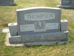 Eula Mae <i>Scott</i> Thompson