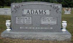 Windom H. Windy Adams