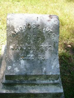 Dr Ambrose Ives