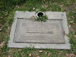 Abbie Lee <i>Emerson</i> Ables