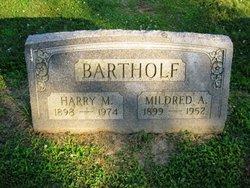 Mildred Ann <i>Rupert</i> Bartholf