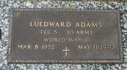 Luedward E. Adams