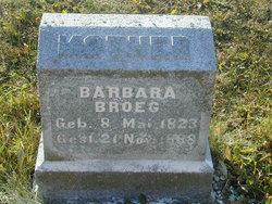 Barbara <i>Gruber</i> Broeg