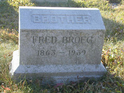 Frederick Broeg