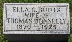 Ella G. <i>Boots</i> Donnelly