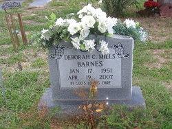 Deborah C. <i>Mills</i> Barnes