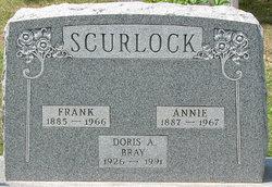 Doris Alverta <i>Scurlock</i> Bray
