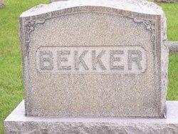 Albert Bekker