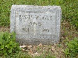 Bessie <i>Weaver</i> Power