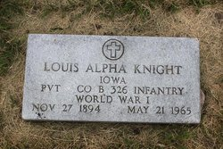 Louis Alpha Knight