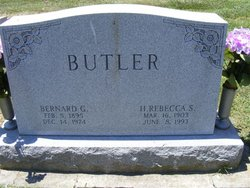 Bernard G Butler