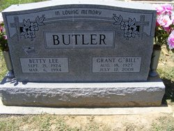 Betty Lee Butler