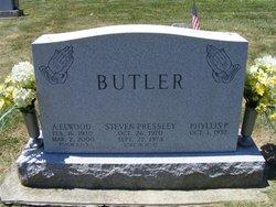 Phyllis P Butler