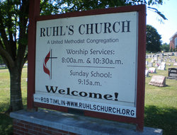 Ruhls United Methodist Church Cemetery