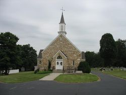 Allensville United Methodist Church Cemetery