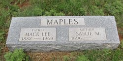 Mack Lee Maples