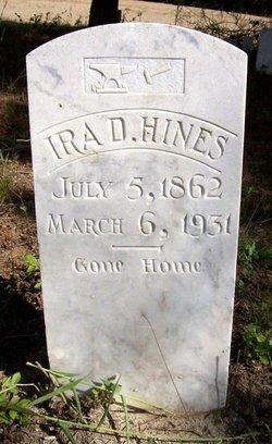 Ira D. Hines